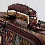 koffer op vakantie